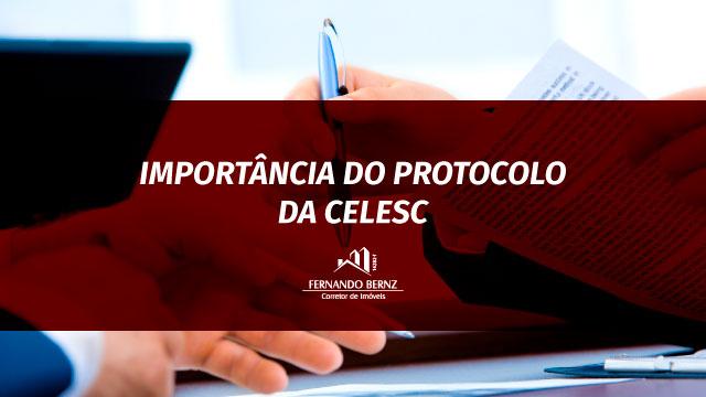 protocolo da celesc