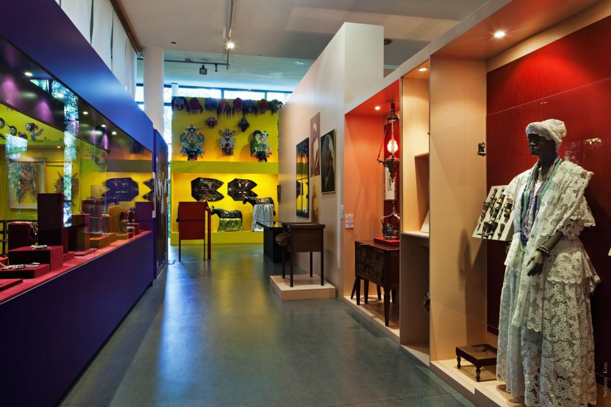 Parque Ibirapuera - Museu Afro Brasil