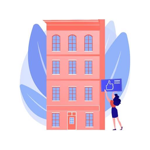 Administratora melhora reputação condomínio
