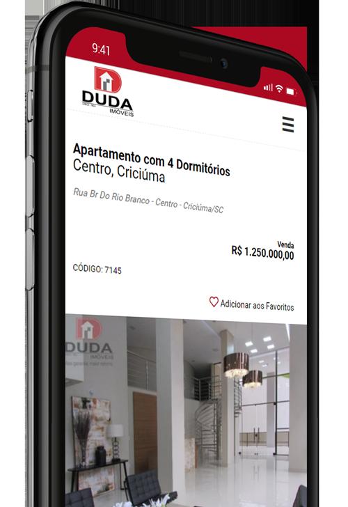 Duda Imóveis - Santa Catarina