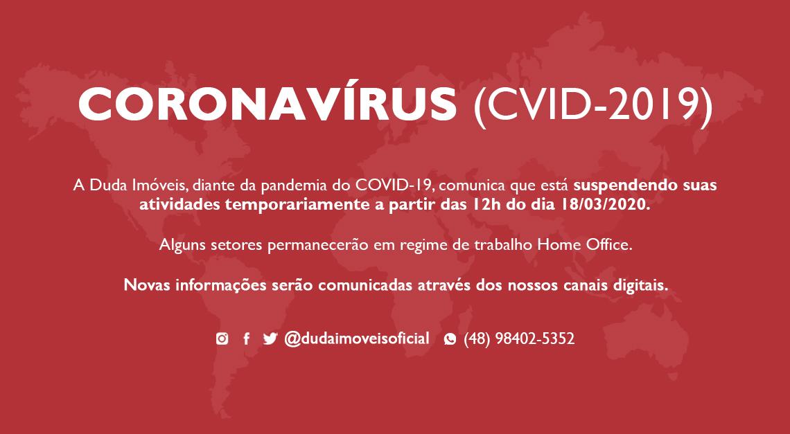 duda imoveis coronavirus