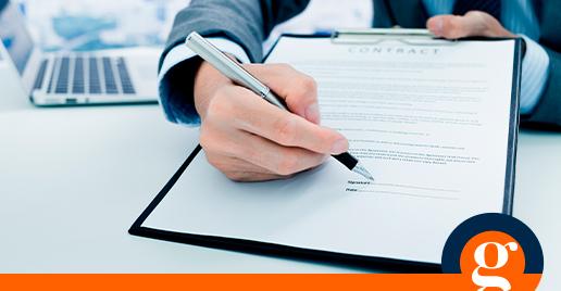 Informações do contrato de aluguel