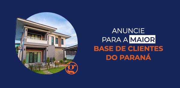 Anunciar imóvel em Curitiba com a maior imobiliária do Paraná!