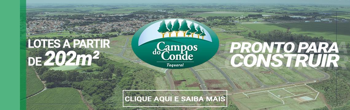 campos do conde Piracicaba