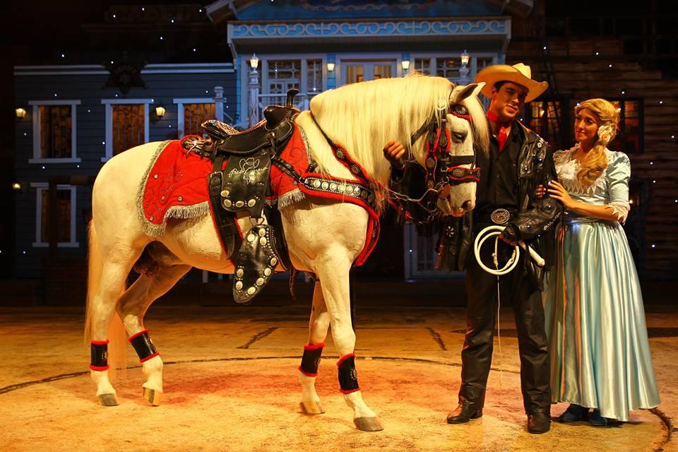 Beto Carrero World: Sonho de um cowboy