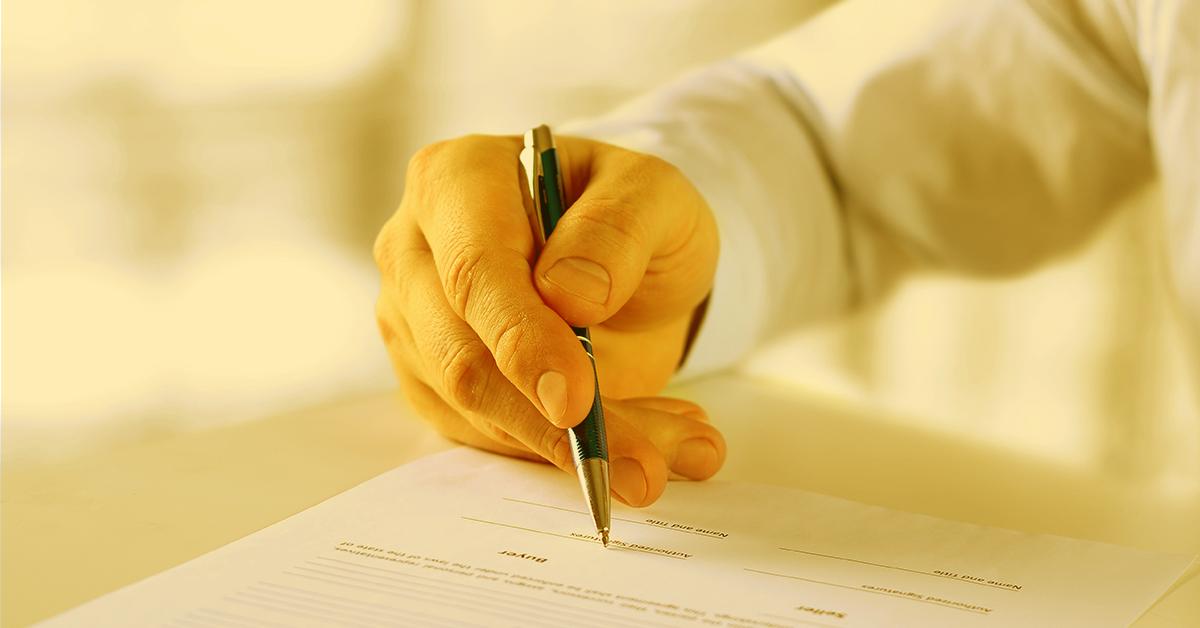 contrato de exclusividade